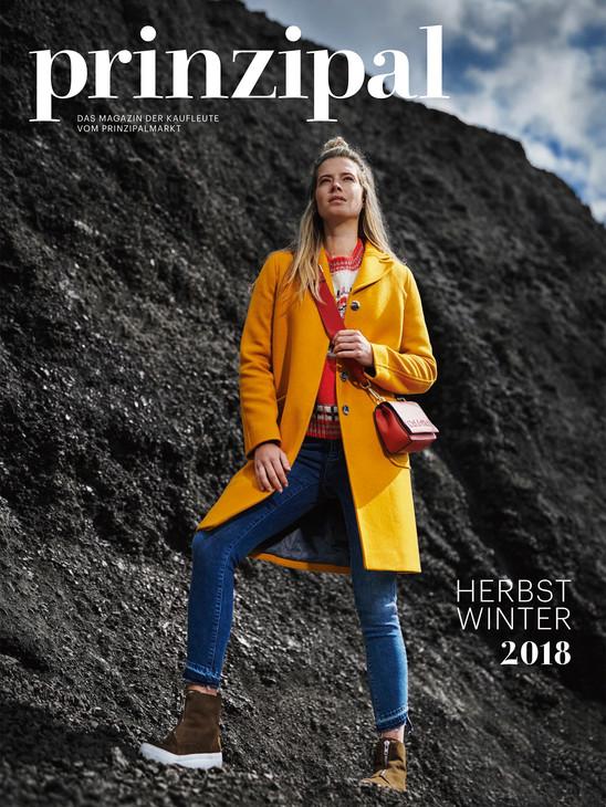Prinzipal Magazin FallWinter2018 Woman by Jan Northoff