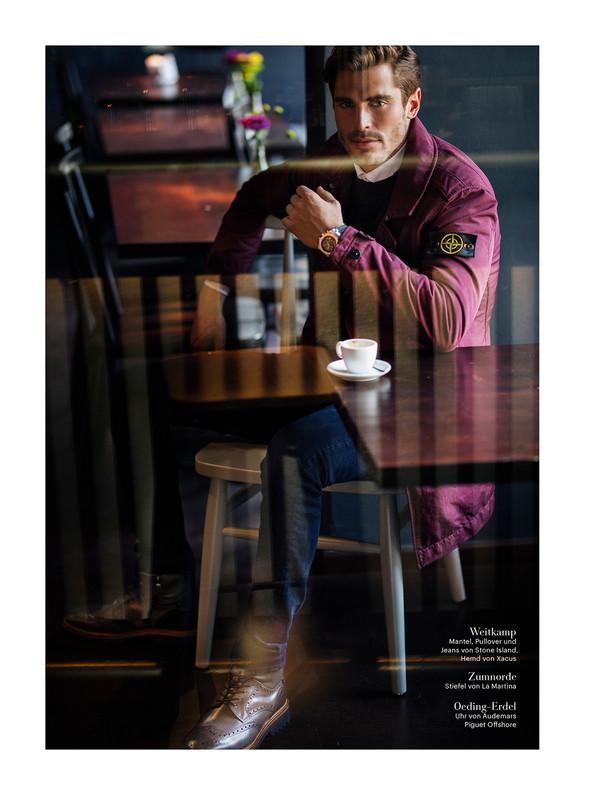 Prinzipal Magazin Autumn 17 Men by Jan Northoff
