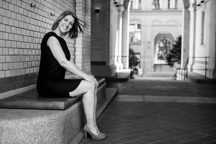 Alexandra Schumann by Jan Northoff