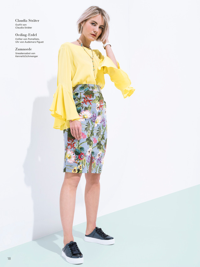 Prinzipal Magazin Spring Woman by Jan Northoff