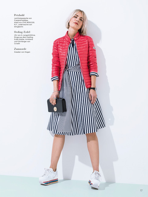 Prinzipal Magazin Spring Woman by Jan Northoff