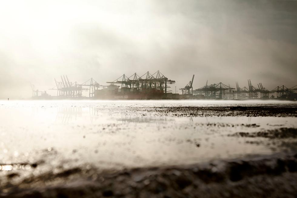Dockside by Jan Northoff
