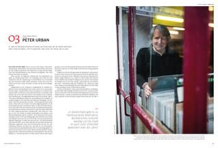 Peter Urban by Jan Northoff