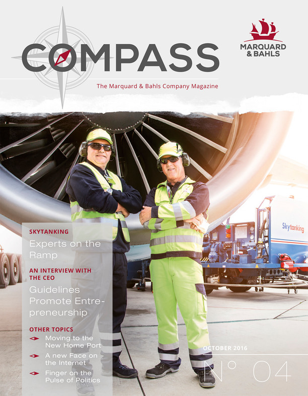 Editorial for Compass Magazin by Jan Northoff