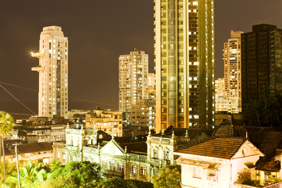Bombay by Jan Northoff