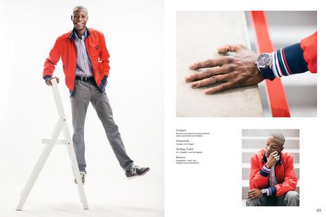 Menswear Editorial by Jan Northoff