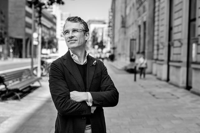 Carsten Riehmann by Jan Northoff