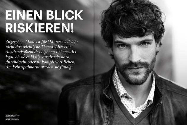 Prinzipal Magazin Spring Men by Jan Northoff