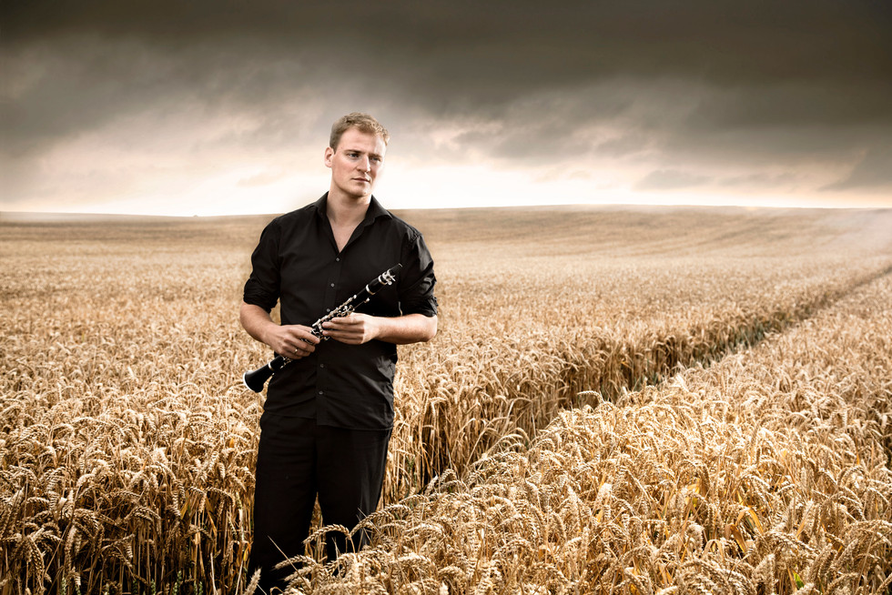 Matthias Schorn for Festspiel McVorpommern by Jan Northoff