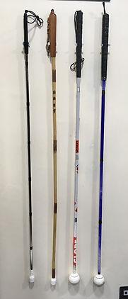 Victorias Long Cane Collection