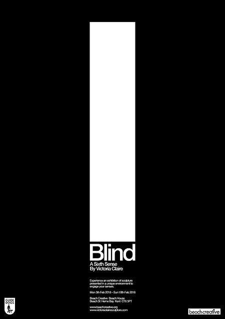 Blind A Sixth Sense Poster