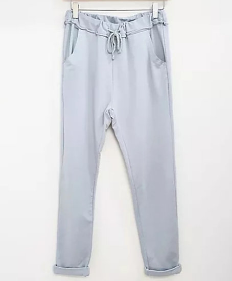 The Jegging Jogger -Ice grey