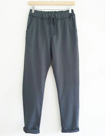 The Jegging Jogger -Charcoal