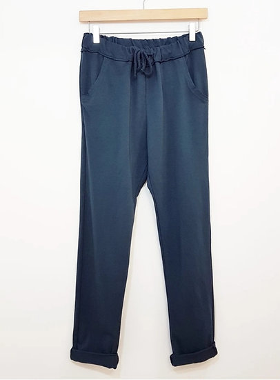 The Jegging Jogger -Navy