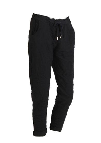 Italian Magic Pants Curve range (16-20) -Black