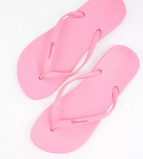 Ipanema Anatomic Flip Flops- Bright Pink