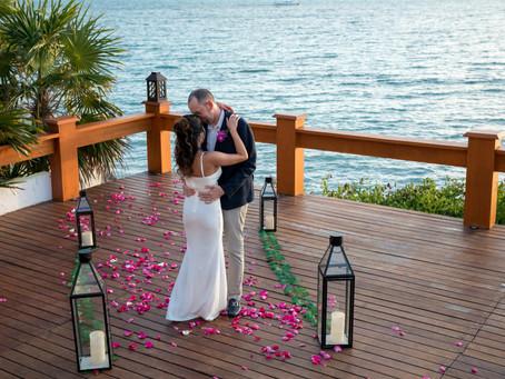 Isla Mujeres elopements