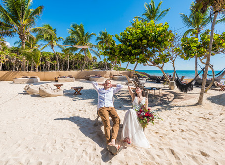 Four Amazing Elopement Destinations in Riviera Maya