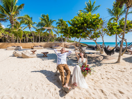 Four Amazing Elopement Destinations in Riviera Maya
