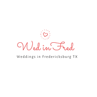 Wed in Fred logo