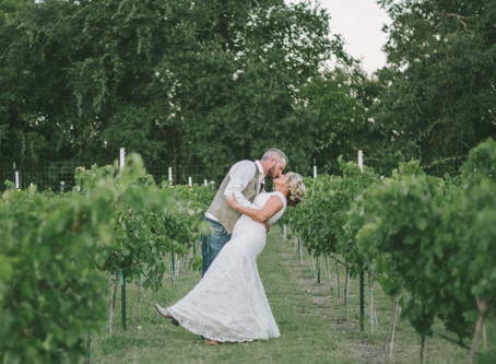 Top 5 Reasons to Wed in Fred!