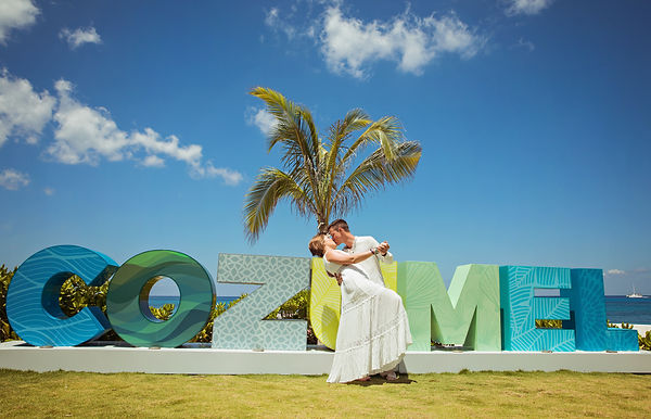 Elope to Cozumel Mexico