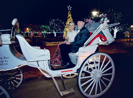Jingle Bells and Wedding Bells