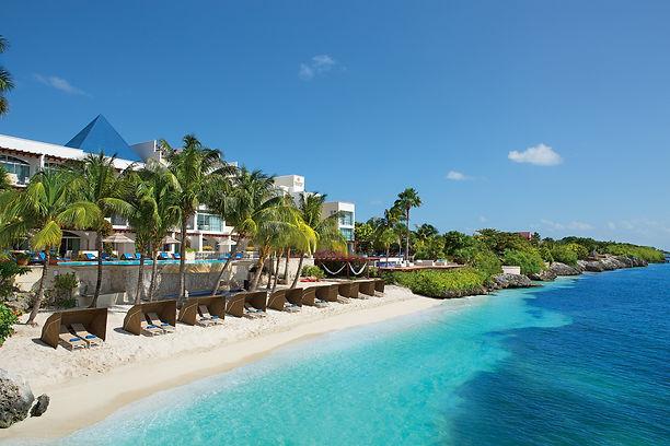 Isla Mujeres elopement package