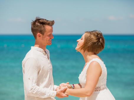 Cozumel elopement