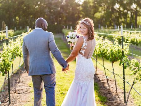 Winery Weddings in Fredericksburg Texas