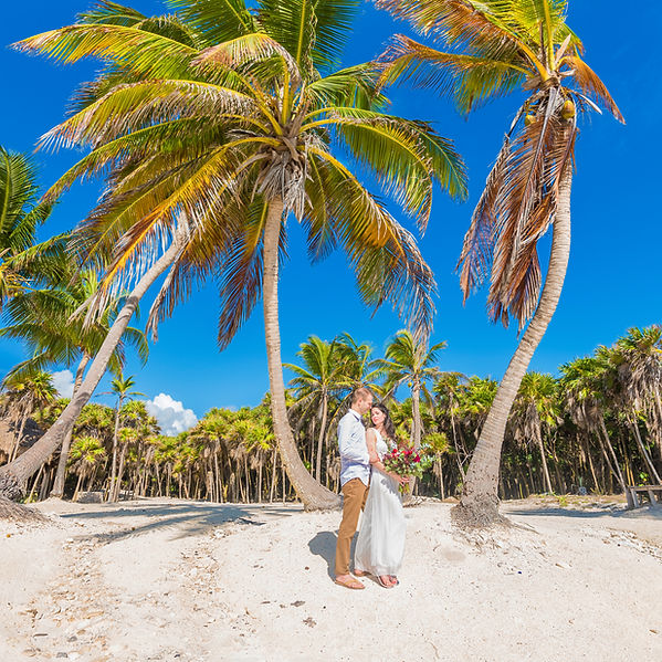 Elope to Cancun