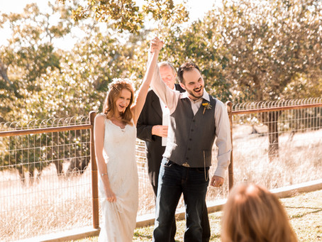 Elopement vs. small wedding