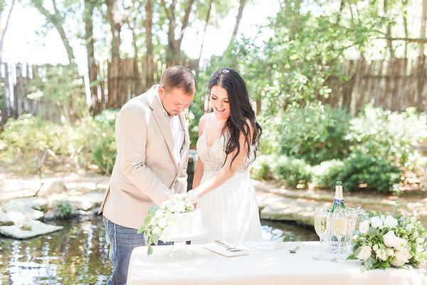 micro weddings in Fredericksburg Texas