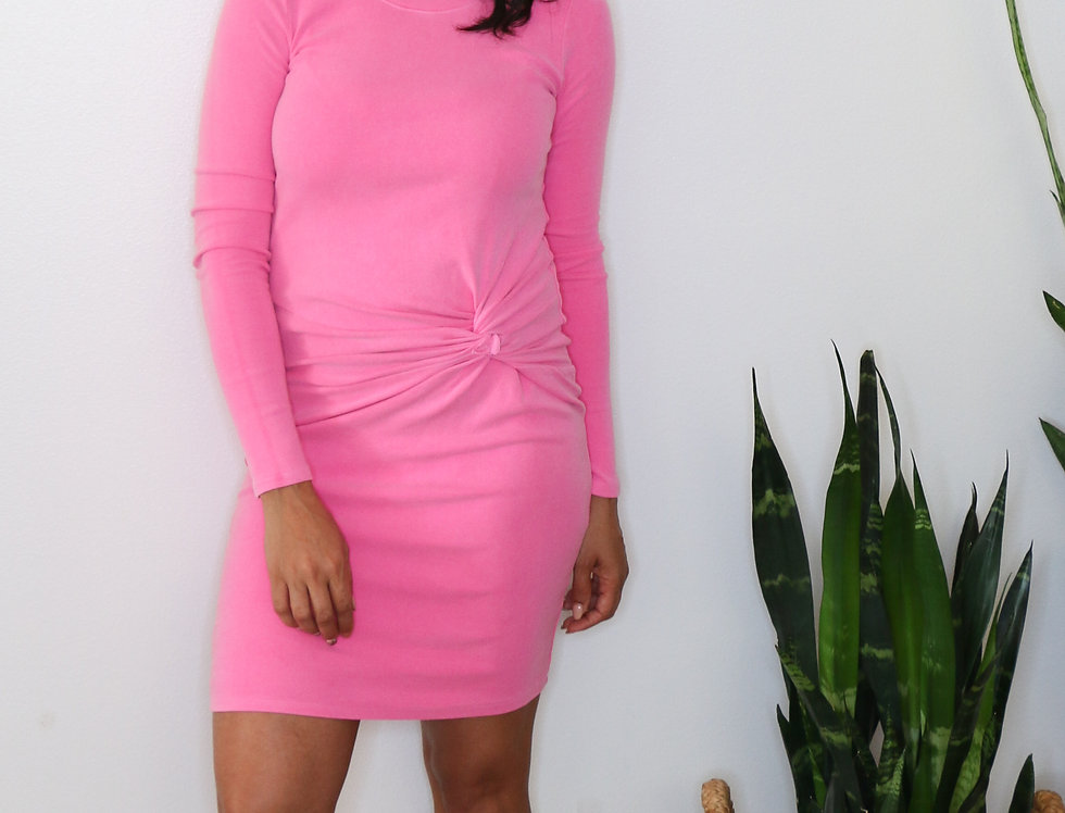Mecca Dress -Pink