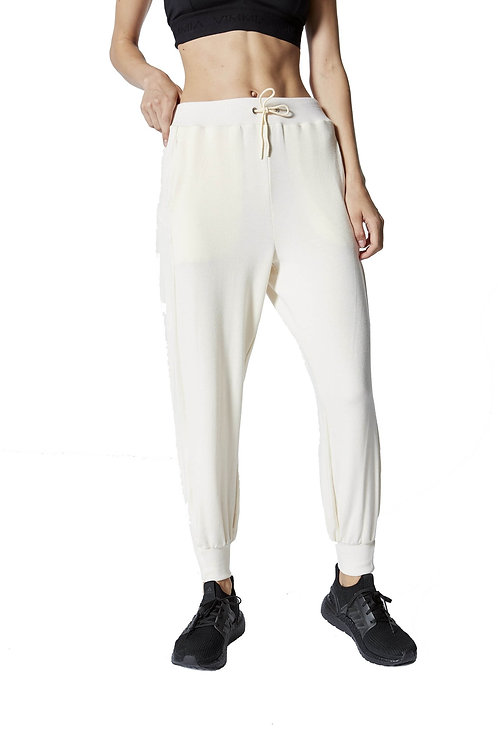 SOOTHE SHIRRED CUFF JOGGER