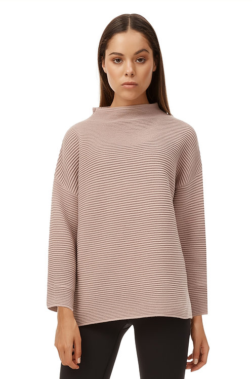 TESSA SWEATER BLUSH