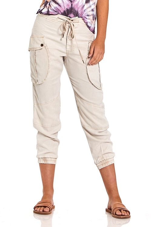 CLYDE CARGO PANT IN ASH