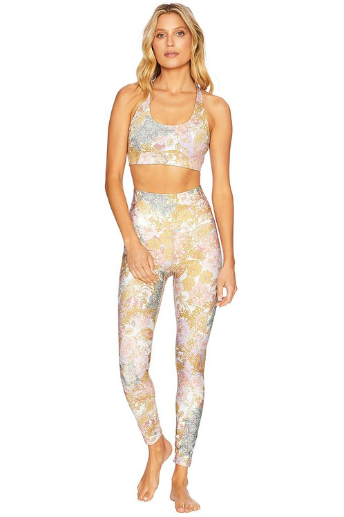 PIPER LEGGING HARVEST GOLD PAISLEY