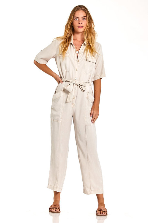 GRAYLIN JUMPSUIT IN ASH