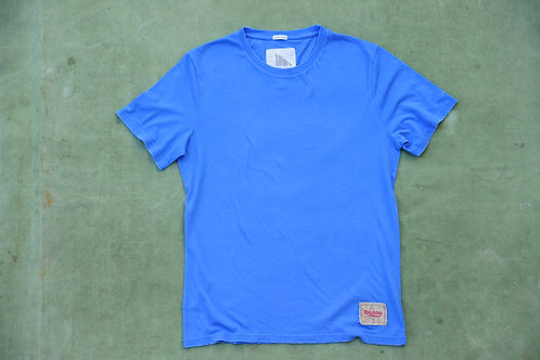 Bass Blue T-Shirt (small logo)