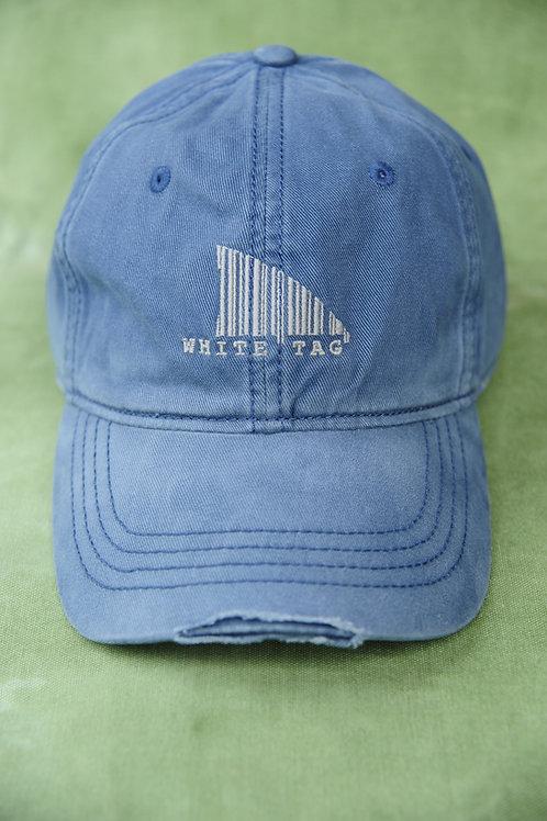 Mid Blue Cap