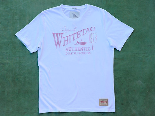 Sea Spray White TShirt