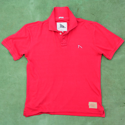 Snapper Red Polo Shirt