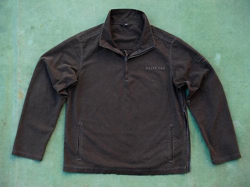 Leeward Dark Basalt Brown Shell Jacket