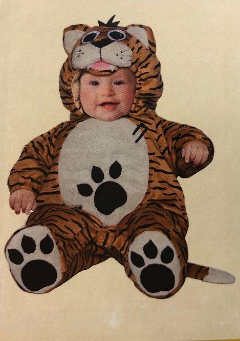 Vestito carnevale tigrotto  BABY
