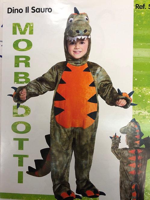 Vestito carnevale Dinosauro