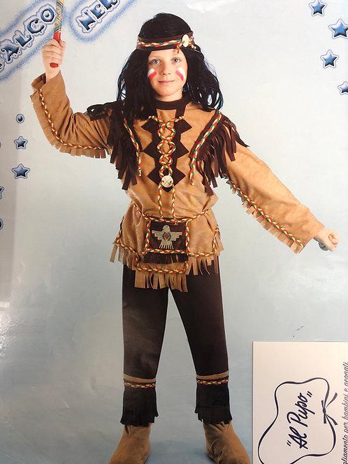 Vestito carnevale Indiano/a