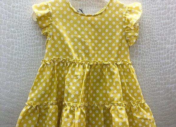 Maglietta JO MILANO gialla puro cotone