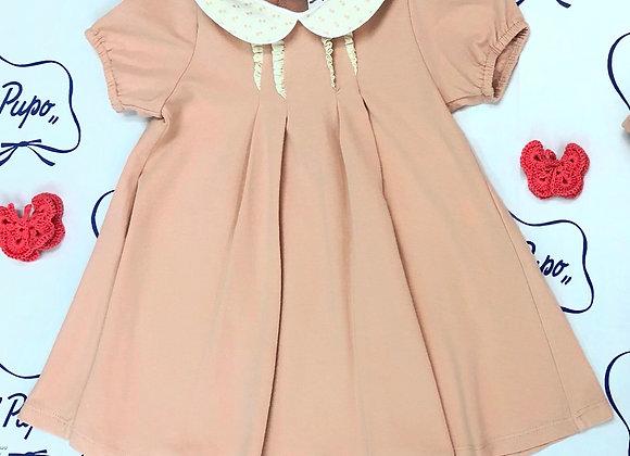 Vestito COCCODÈ rosa antico