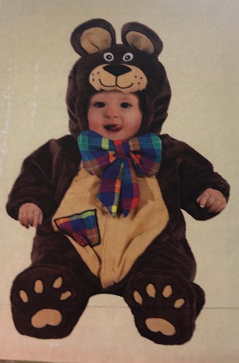 Vestito carnevale orsetto BABY